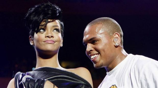 Chris Brown was charged with assaulting Rihanna. Her image was leaked to TMZ.
