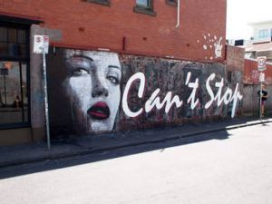 <i>Can't Stop</i>.