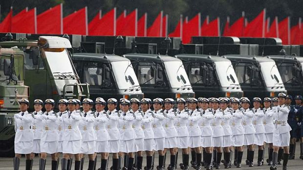 Power plays and shows of military strength are not uncommon in Chinese politics, but the silence surrounding the ...