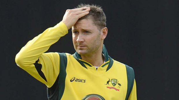Michael Clarke ... admitted his side was outclassed.