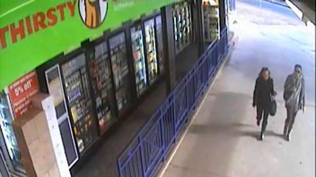 Police believe these two women may have seen the offender leave the Kingston Hotel bottle shop.
