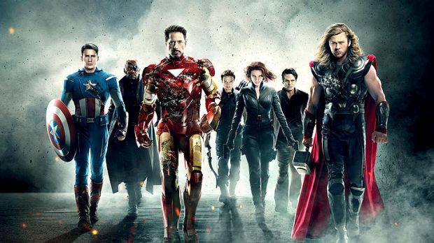 <i>The Avengers</i> has become the third-highest grossing film of all time.