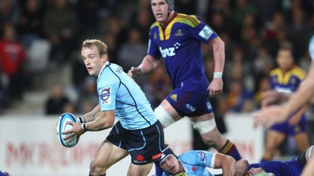 May head elsewhere next season ... Sarel Pretorius of the Waratahs.