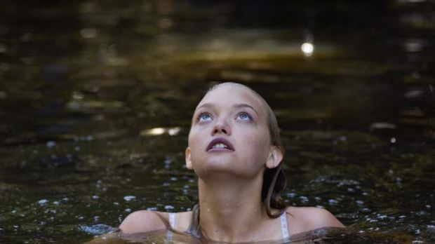 Pretty real ... Gemma Ward made her on-screen debut in <i>The Black Balloon</i>.