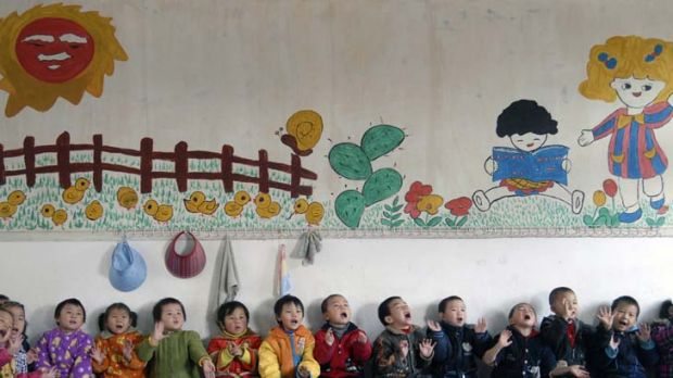 Children galore, but not enough in the long run … China's fertility rate has been below replacement rate for 15 years.