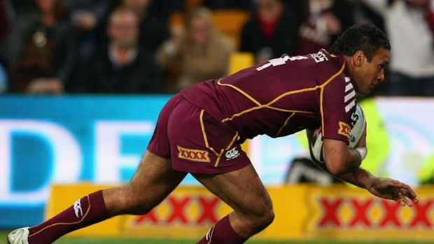 Another series … Justin Hodges starred.