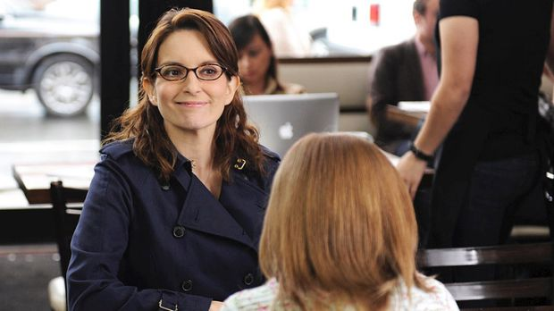 Tina Fey serves up another episode of comic brilliance in <i>30 Rock</i>.
