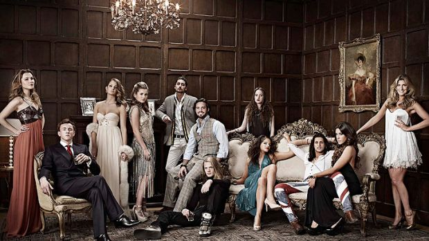 <i>Made in Chelsea</i>.