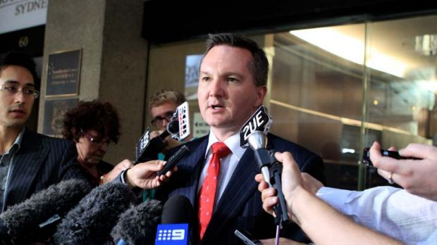 Won't consider any refugee for community detention who has been given an adverse security assessment ... Chris Bowen.