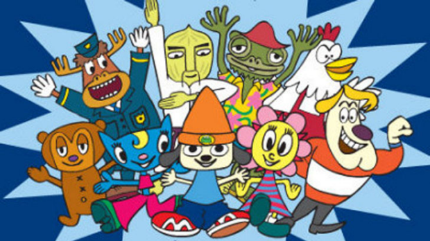I hope you have all learned to love Parappa.