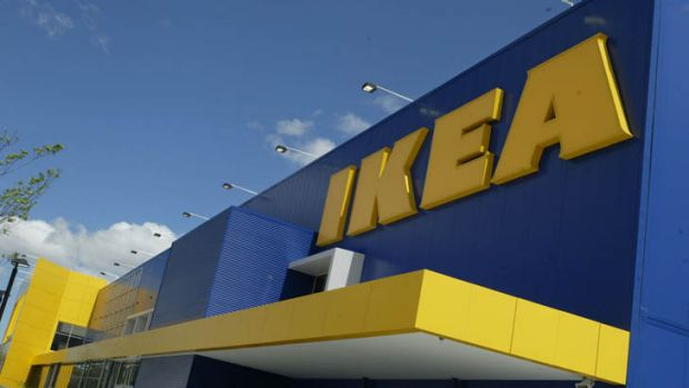 The missing link? Ikea's products are popular in Canberra.