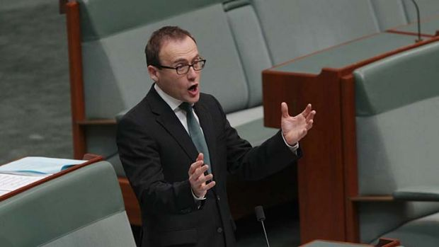 "Greens deputy leader Adam Bandt says Labor's attacks on the Greens are a ""gift to Tony Abbott""."