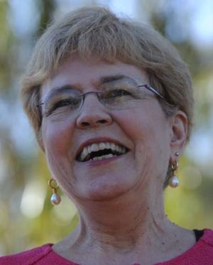 Extremes … US researcher Jane Lubchenco.