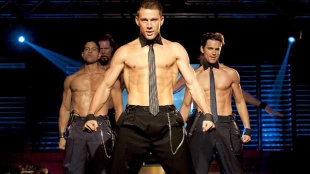 Strip tease ... Magic Mike offers a realistic depiction of the trade, say male strippers.