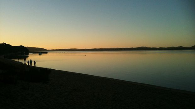 The picturesque shores of Albany, where the Naked Bean is building an impressive reputation Australia-wide.