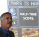 """""""Less than 50 per cent of Earth's missions to Mars have been successful"""" ... Doug McCuistion."""