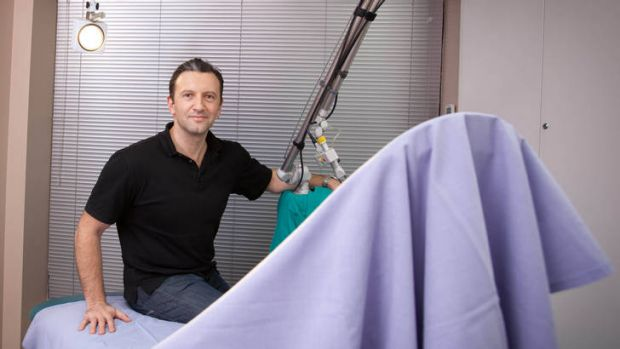 Cosmetic Surgeon David Topchian wants patients fully informed of the risks of operations - and not rushed into a ...