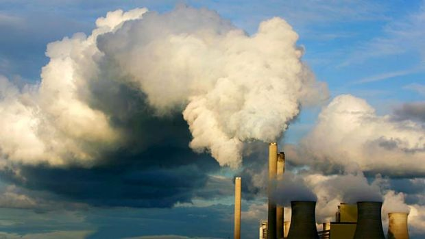 Hot under the collar ... with rising greenhouse gas emissions, the growing trend in rising temperatures continues.