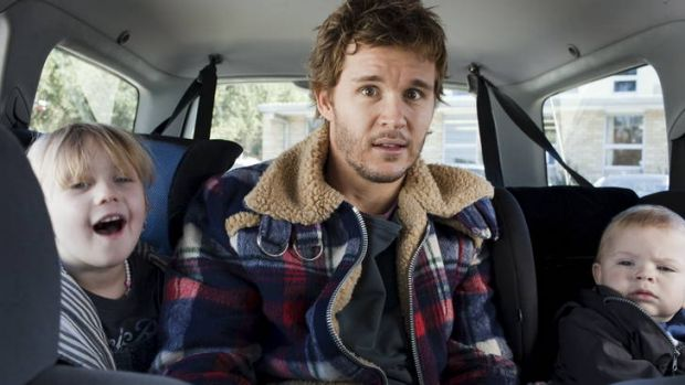 Fatherhood comes calling for Jonah (Ryan Kwanten) in the Sydney-based Gen Y romantic comedy.