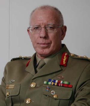 Head of the ADF, General David Hurley.