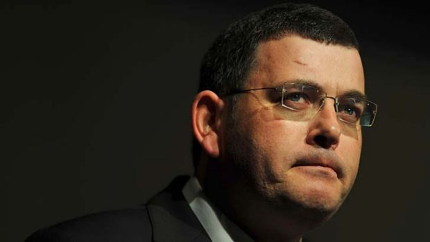 Daniel Andrews: a man of 'energy and pluck', says Paul Keating.