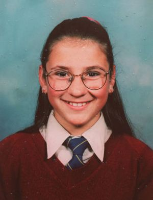 Katie Bender, a Year 7 student at St Clare's College Canberra, was 12 years of age, when she died after being struck by ...