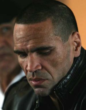 """""""I am sorry for all the heartache that I have caused"""" ... Anthony Mundine."""