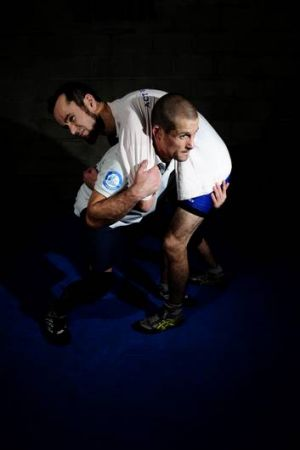 Canberra wrestler Matt D'Aquino competed for Australia in judo at the 2008 Beijing Games.