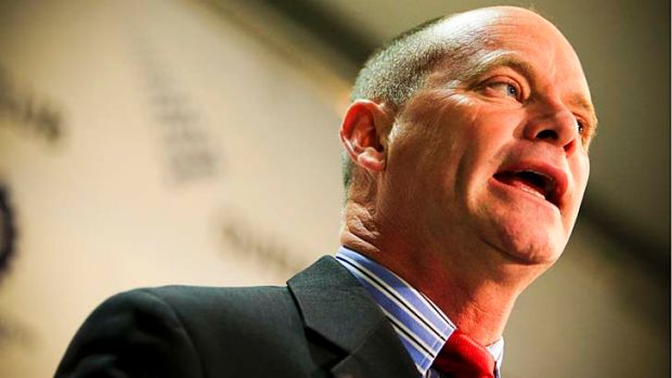 Queensland Premier Campbell Newman has experienced a fall in support according to latest poll numbers.