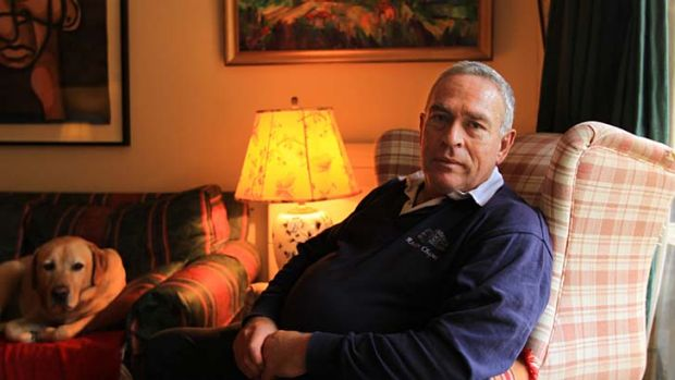 Survivor … David Polson was diagnosed with HIV in 1984 - among the first to be diagnosed in Australia.