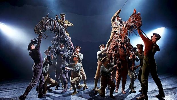 Not quite fiction … the narrative of War Horse  is similar to the story of Major-General Sir William Bridges and ...