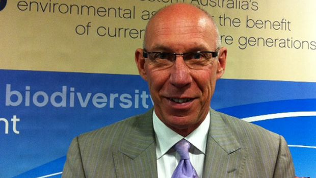 Decision to recommend environmental approval for the Browse LNG project made by this man alone ... Paul Vogel.