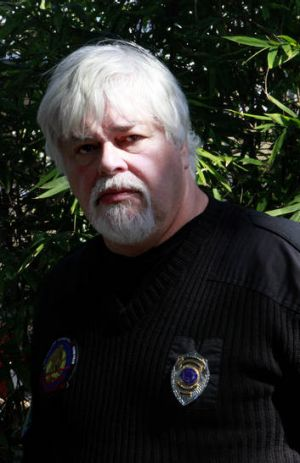 On bail ... Sea Shepherd captain Paul Watson.