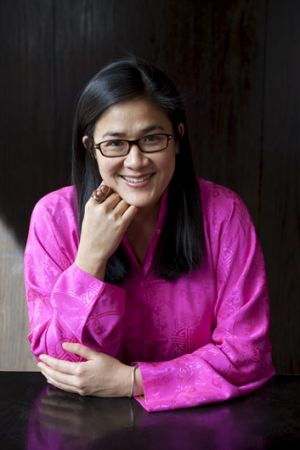 Chef Kylie Kwong demonstrated her tear-jerking power on her visit to the <i>MasterChef</i> studios.