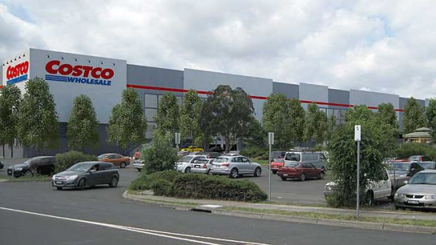 Costco opens its second Melbourne warehouse in Ringwood.