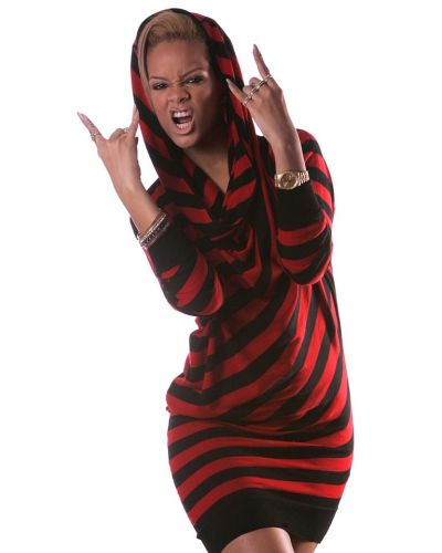 Rihanna poses for a portrait in New York in 2009.