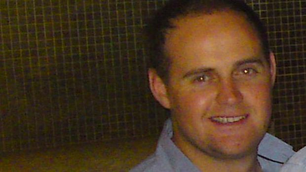 Shot dead during raid on drug dealer: Constable Bill Crews.