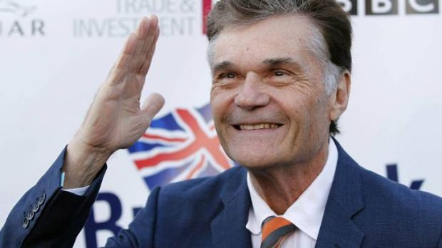 Lewd act ... actor Fred Willard.