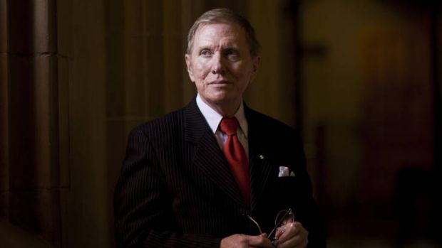 Justice Michael Kirby before his retirement in 2009.
