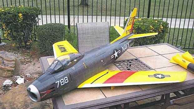 Raid … Rezwan Ferdaus planned to bomb the Pentagon and Capitol using toy planes.