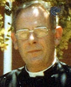 Father Ronald Pickering.