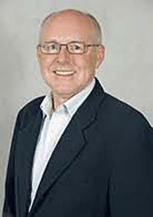 """It all revolves around a complaint from someone who wasn't even present"" ... Lyall Kennedy, Ashfield mayor (pictured)."