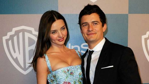 Orlando Bloom and Miranda Kerr's marriage is far from on the rocks, says her new agent.