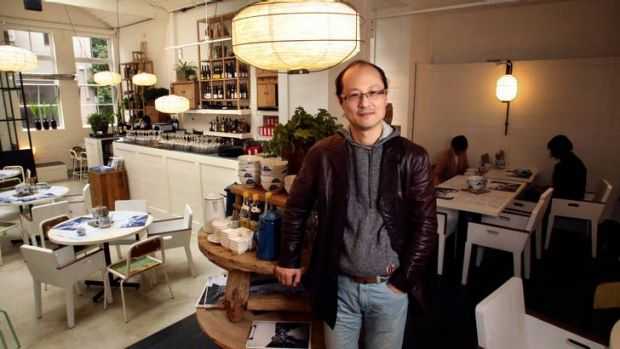 Balanced approach: David Zhou follows Chinese Tao principles in life and his relationships with patrons at his restaurants.