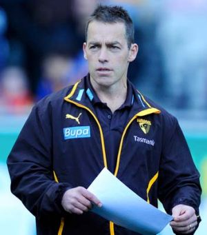 Alastair Clarkson.