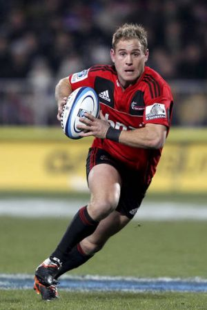 Crusaders halfback Andy Ellis expects the Chiefs to fire up in the forwards in Friday night's Super Rugby semi-final at ...