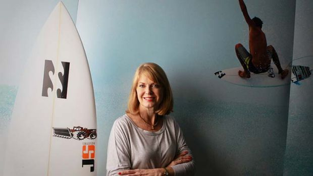 Launa Inman, new CEO of Billabong, has put her money where her turnaround plan is.