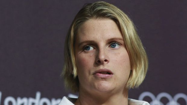 Four-time Olympian Leisel Jones has copped flak for not looking like your 'typical' Olympian.
