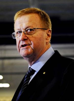 Godfather … AOC president John Coates.