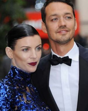 """Liberty Ross and Rupert Sanders attend the premiere of """"Snow White and The Huntsman"""" in London."""